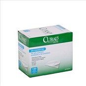"Non-Adherent Sterile Pad, 2""x3"" (Box of 100)"