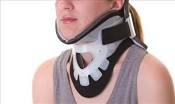 2 Piece Atlas Cervical Collar, Adult Regular